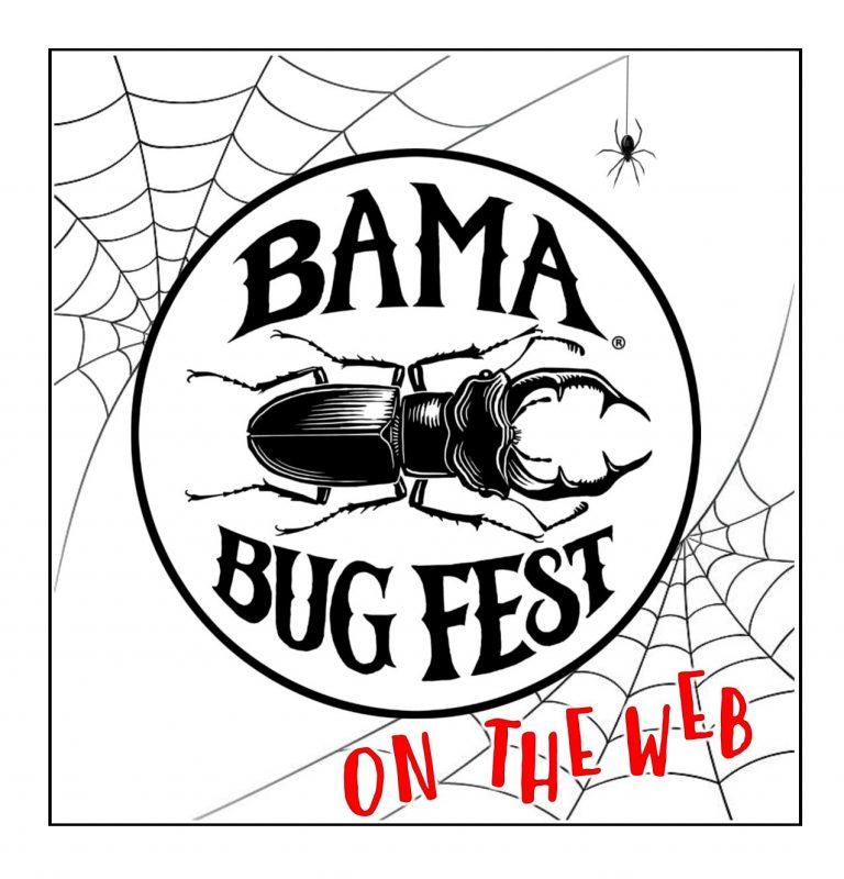 Bama Bugfest 2020 On the Web Logo
