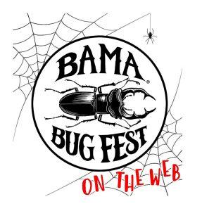 Virtual Bama Bug Fest Logo
