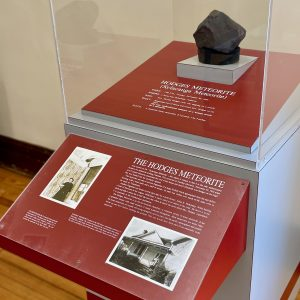 Hodges Meteorite Exhibit